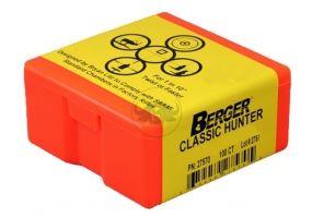BERGER CLASSIC HUNTER 7MM 168 GR 100